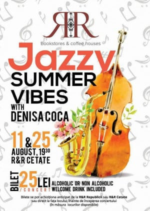 Jazzy Summer Vibes with Denisa Coca