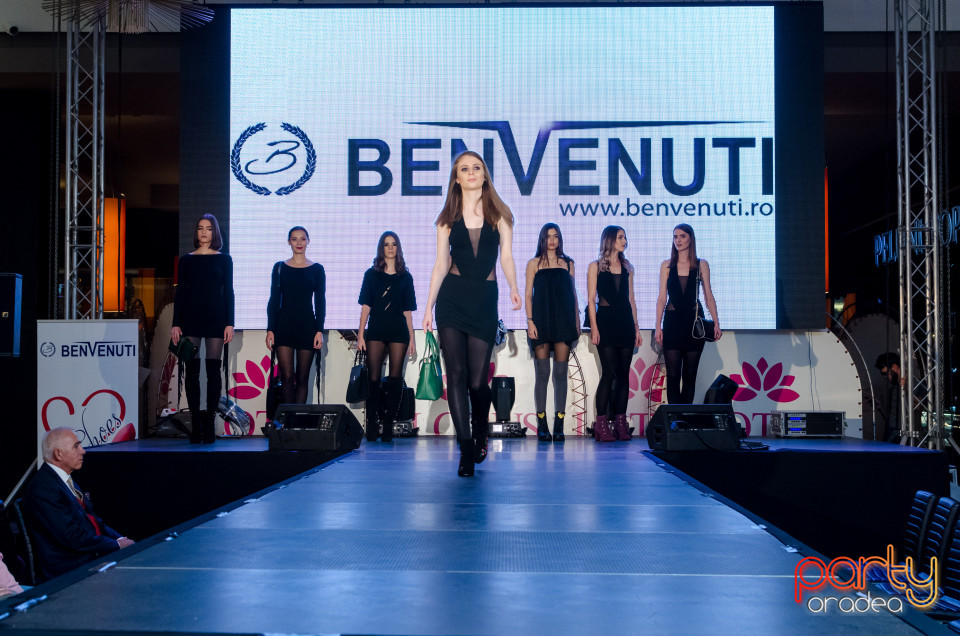 Fall Winter Fashion Show, Lotus Center