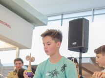 Kendama Contest @ Lotus Center