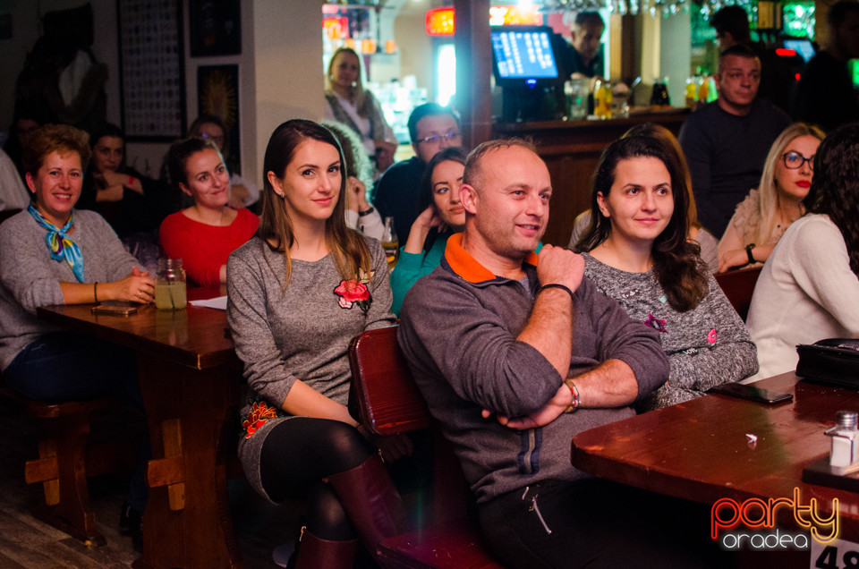 Stand-Up Comedy, Queen's Music Pub